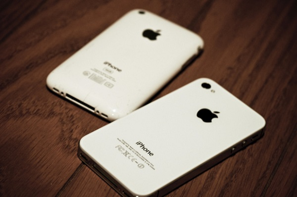 old-iphones