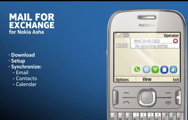 Nokia-mail-for-exchange