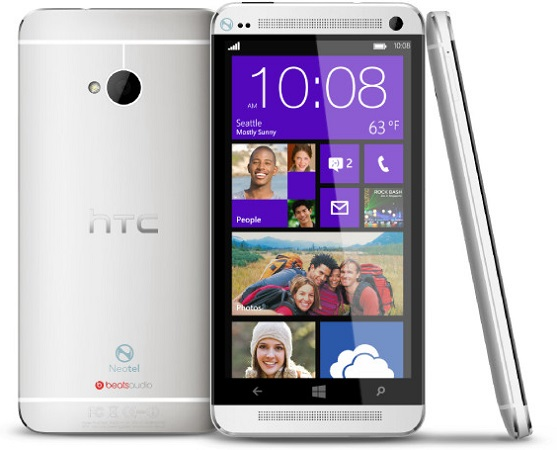 HTC One with Windows Phone 8 coming by end of 2013