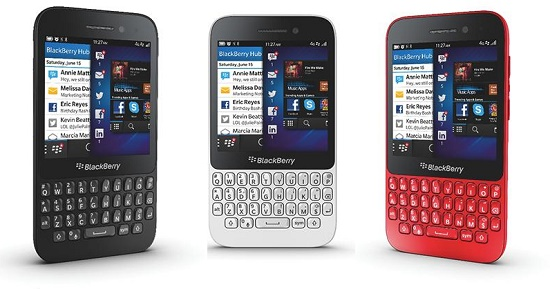 BlackBerry-Q5-Colours
