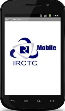 IRCTC sms booking