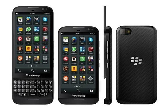 BlackBerry-Z15