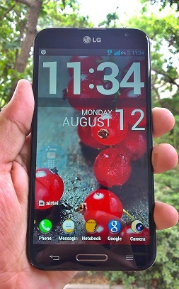 Optimus G Pro Review 10