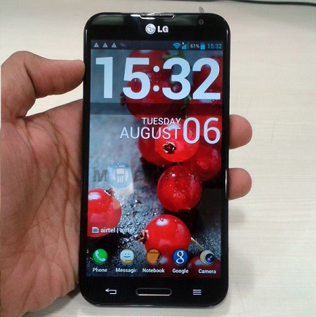 Optimus G Pro Review 1