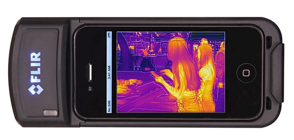 Future Iphone S May Have Infra Red Cameras