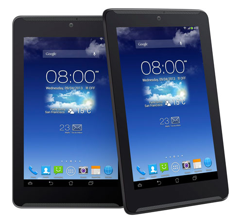 Asus FonePad 7 Dual SIM launched in India for Rs. 12999