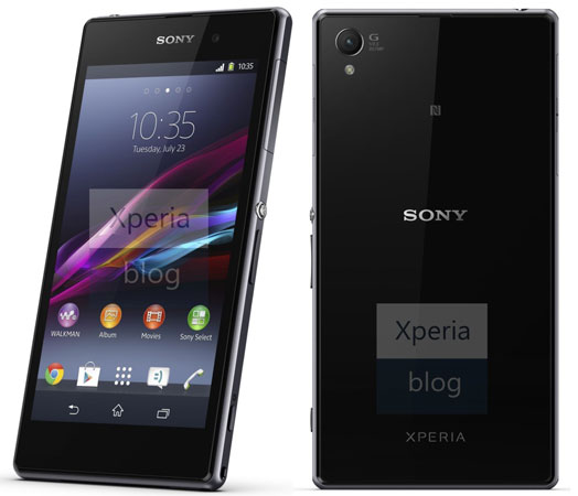 Sony-Xperia-Z1-press-renders