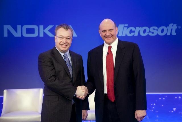 Stephen Elop Microsoft Nokia