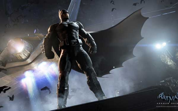 Batman-arkham-game