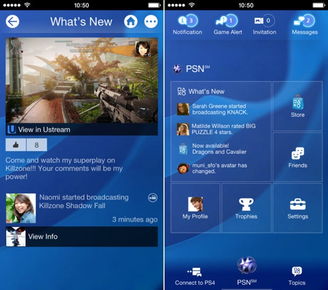 PlayStation-Companion-app
