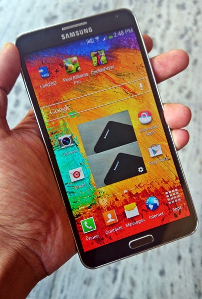 Samsung Galaxy Note 3 Review 100