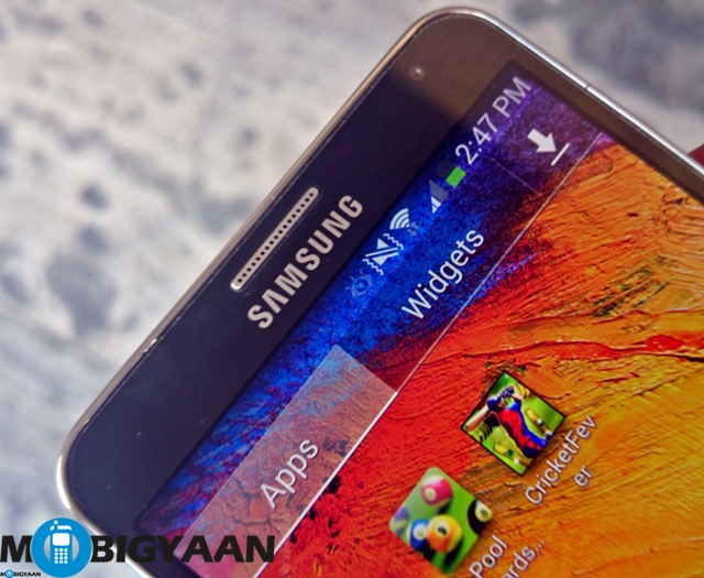 Samsung Galaxy Note 3 Review 102