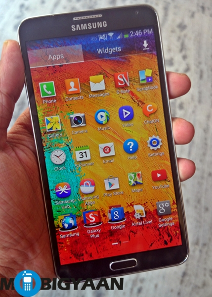 Samsung Galaxy Note 3 Review 103