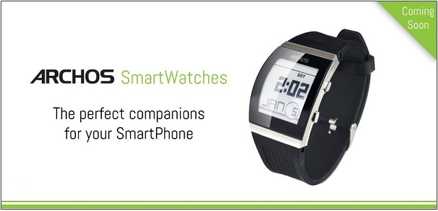 Archos-Smartwatches-launch