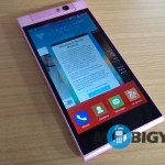 Gionee Elife E7 Mini recieves Android Kitkat update