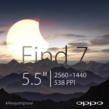 Oppo-Find-7-2K-display