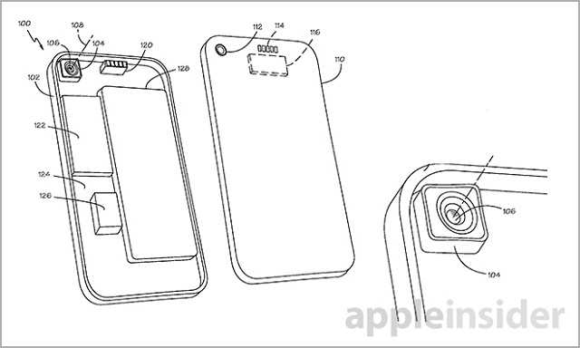 Apple-interchangable-camera-patent