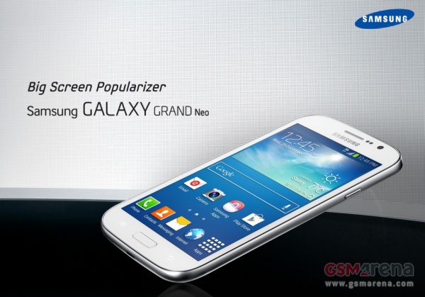 Galaxy Grand Neo leak