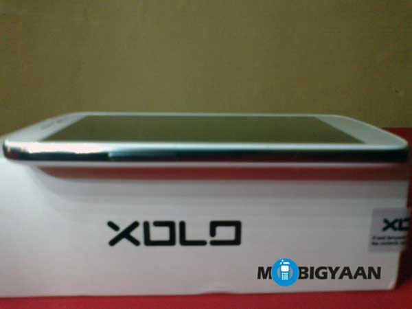 XOLO Q1000 Opus left edge