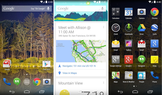 Google-Now-launcher-android