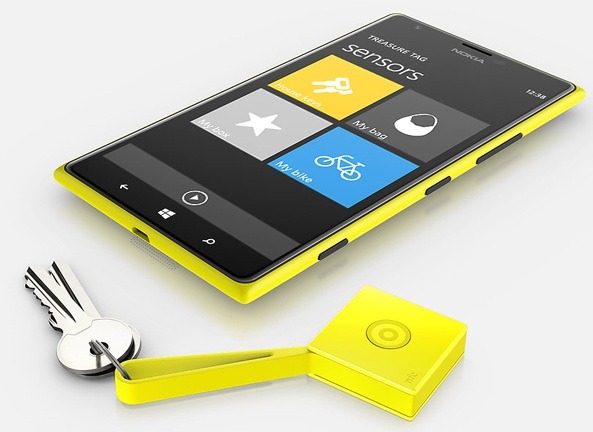 Nokia-Treasure-Tag-accessory