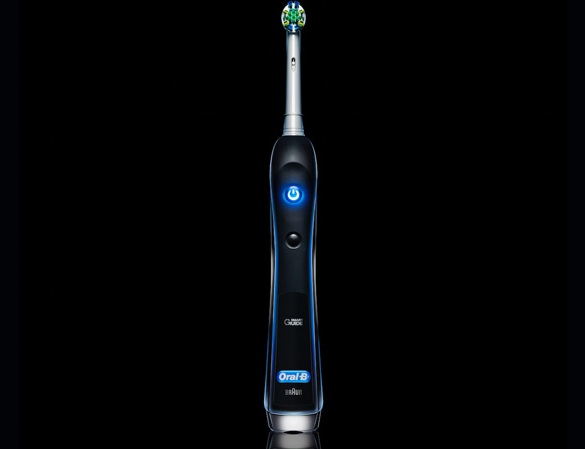 Oral-B smartphone toothbrush will give you personalized brushing advice