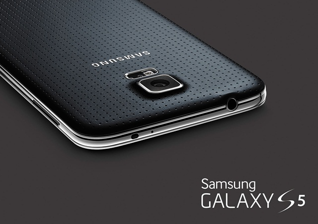 Galaxy S5 ISOCELL camera