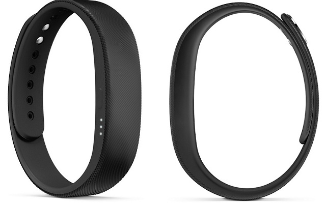 Sony Smartband SWR10 shown off at MWC 2014 with ...