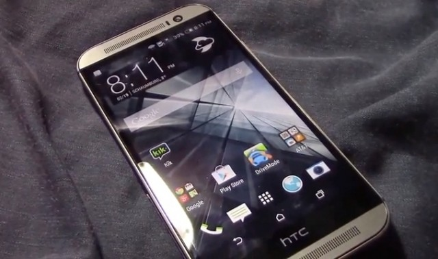 New HTC One specs