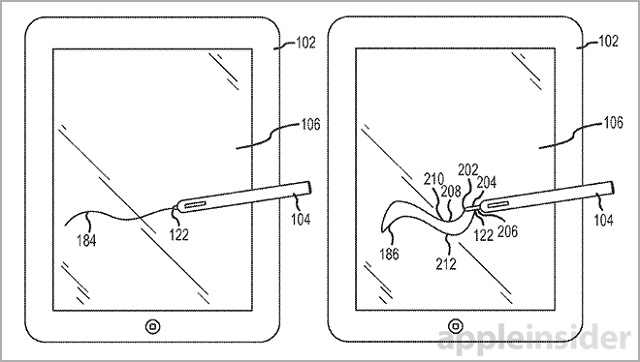 Apple-iPad-Stylus-patent