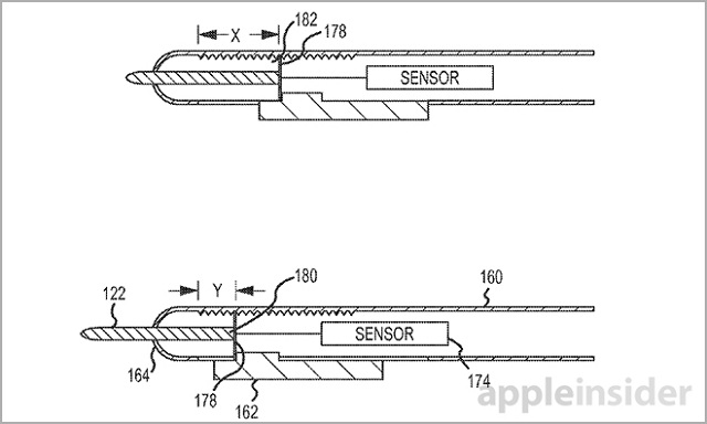 Apple iPad Stylus patent1
