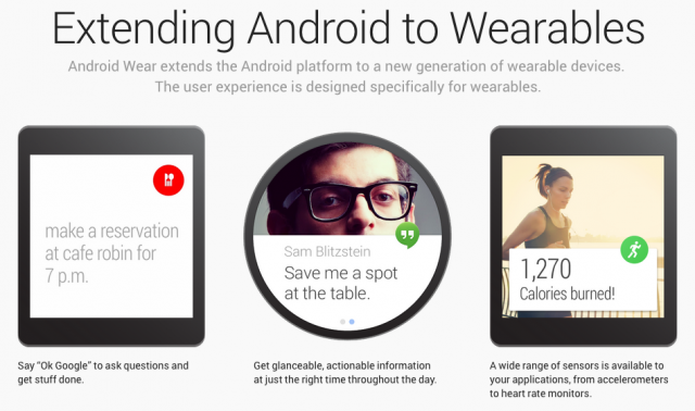 Google Android Wear 1