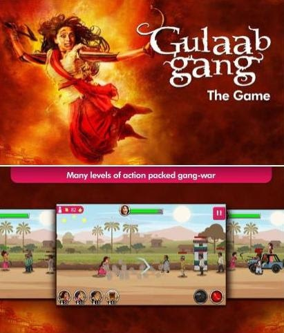 Gulaab-Gang-game