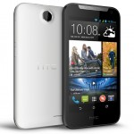HTC Desire 210 with 4 inch display and dual core processor launched for Rs. 8700