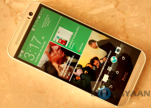 htc one (m8) sales