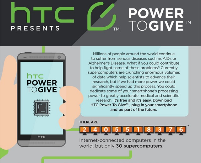HTC Power to Give 1