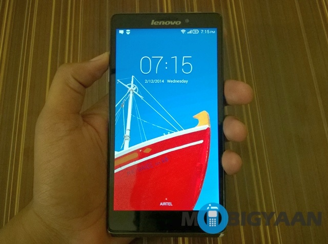 Lenovo Vibe Z Review 1