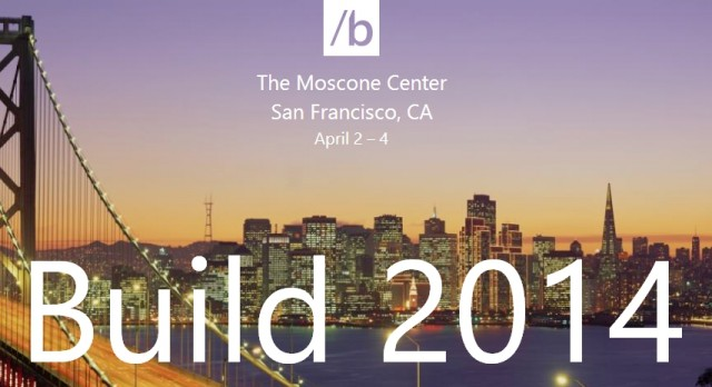 Microsoft Build conference