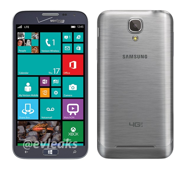 Samsung Ativ SE Windows Phone