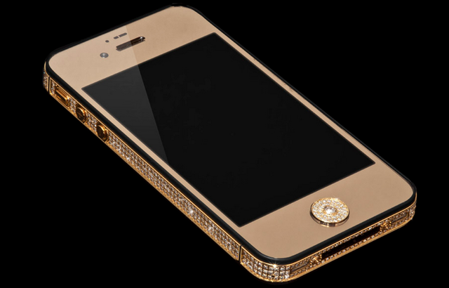 diamond-and-gold-encrusted-iPhone-5-1