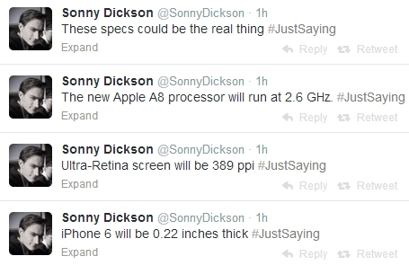 iPhone 6 Air rumors