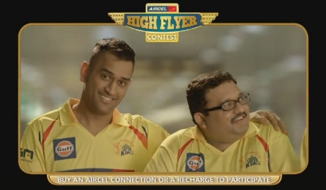 Aircel High Flyer Contest
