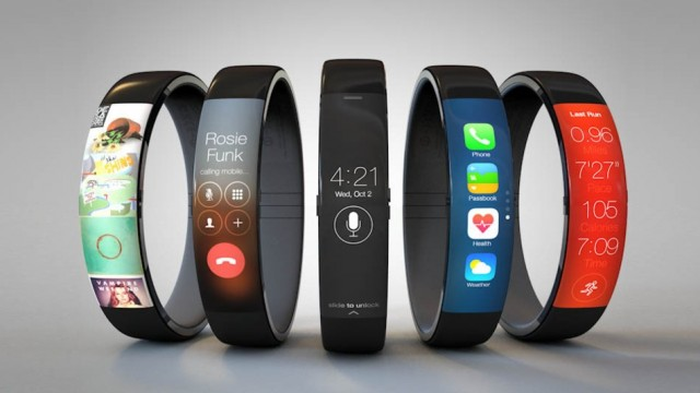 Apple iWatch with curved OLED display, health tracking to launch in October [Report]