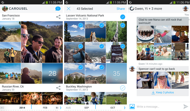Dropbox-Carousel-gallery-app-android
