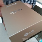 LG G3 retail box leaks, confirms gold variant and QHD display