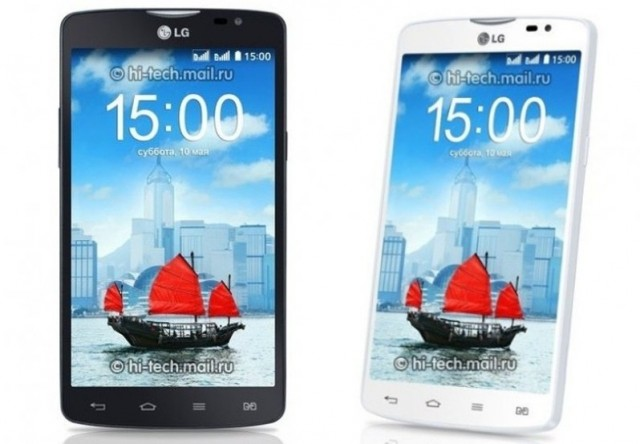 LG L80 photos leak