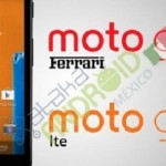 Moto G LTE and Moto G Ferrari variants expected soon