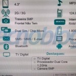 Motorola smartphone with 6.2 mm thickness and three variants spotted in Brazil