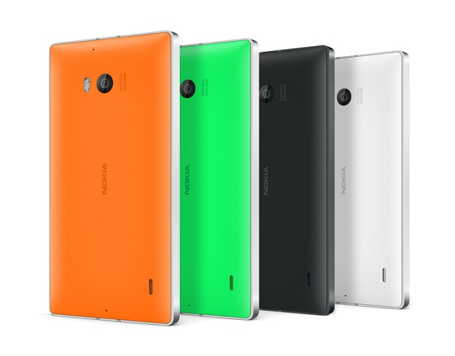 Nokia Lumia 930 back