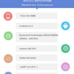 Pantech Vega IM-A888S powered by Snapdragon 805 processor spotted at benchmarks
